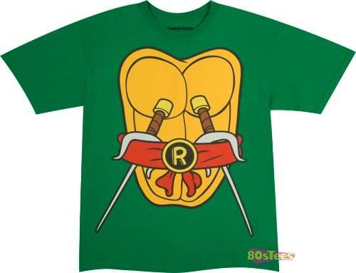 Raphael TMNT T-Shirt