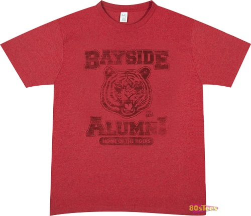 Saved by the Bell Bayside Alumni T-Shirt