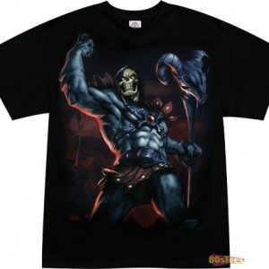 Havoc Staff Skeletor T-Shirt