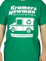 Kramer and Newman Recycling Co T-Shirt