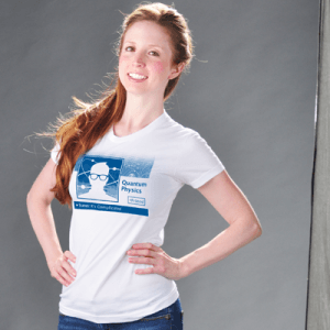 Quantum Physics: It's Complicated T-Shirt