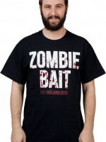 THE WALKING DEAD ZOMBIE BAIT T-SHIRT