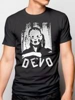 DEVO Vintage Poster T-Shirt