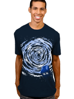 Vortex TARDIS T-Shirt