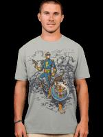 Calvin: The Spiffy Spaceman T-Shirt
