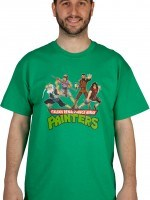 Italian Renaissance Ninja Painters T-Shirt