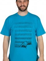 Music Jaws T-Shirt