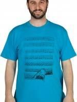 Music Jaws T-Shirt