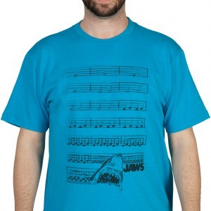 Music Jaws Shirt