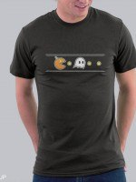 Pumpkin and Ghost T-Shirt