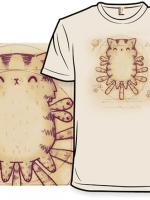 The Divine Prrrrrrrrrportion! T-Shirt
