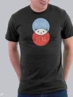 Where Schrödinger & Venn Overlap T-Shirt