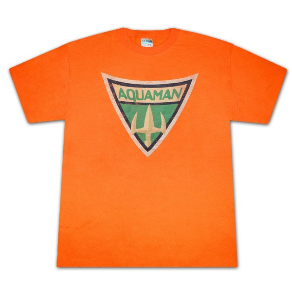 Aquaman Symbol T-Shirt