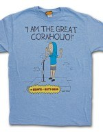 Beavis and Butthead Great Cornholio T-Shirt