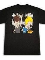 Beavis and Butthead Concert Rocking T-Shirt