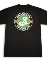 Brooklyn Brewery Classic Logo T-Shirt