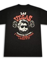 The Hangover Alan Vegas Whatever Happens T-Shirt