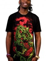 Jurrasic Zombie 2 T-Shirt