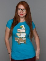 Minecraft Animal Totem T-Shirt