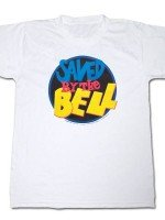 Saved By The Bell Classic Logo T-Shirt