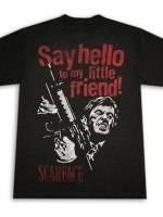 Scarface Little Friend T-Shirt