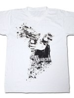 Sons Of Anarchy Pointing Gun T-Shirt