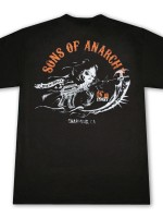 Sons Of Anarchy Charming CA T-Shirt