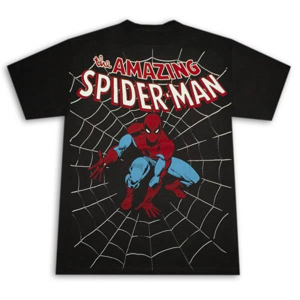 The Amazing Spiderman Web T-Shirt