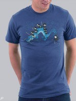 The Unstealthiest Ninja: Flight School T-Shirt