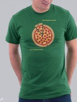 Turtles Love Pizza T-Shirt
