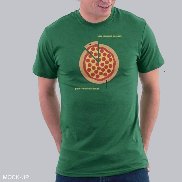 Turtles Love Pizza