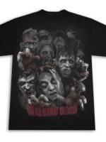 Walking Dead Zombie Crowd T-Shirt