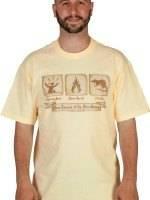 Fire Swamp Princess Bride T-Shirt