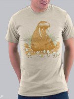 The Walrus vs The Eggmen T-Shirt