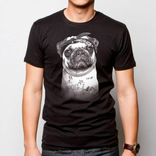 2PUG T-Shirt