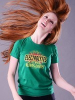 Electrolytes, It's What Plants Crave! T-Shirt