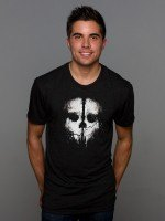 Call of Duty: Ghosts Skull T-Shirt