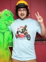 GODZILLA AND PANDA T-Shirt