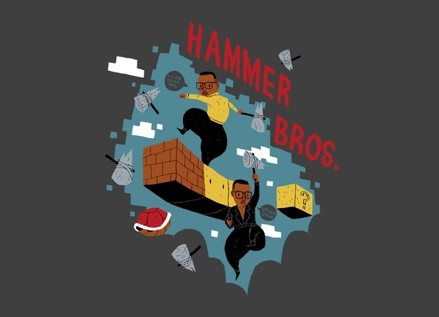 HAMMER BROTHERS. T-Shirt