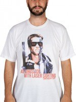 Laser Sighting Terminator T-Shirt