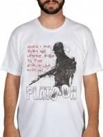 When I Die Platoon T-Shirt