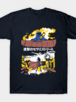 Attack on Sesame Street T-Shirt