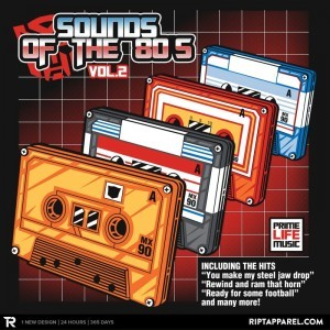Sounds of the 80s Vol.2