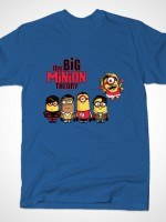 The Big Minion Theory T-Shirt