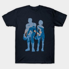 Team Danger Pacific Rim T-Shirt