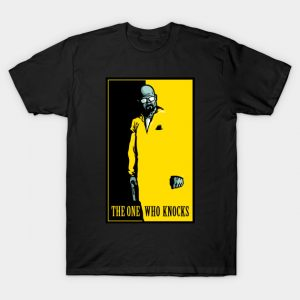 The One Who Knocks Breaking Bad T-Shirt