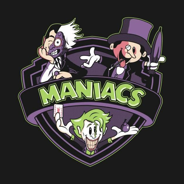 BAT MANIACS
