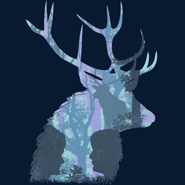 DEER CANNIBAL T-Shirt
