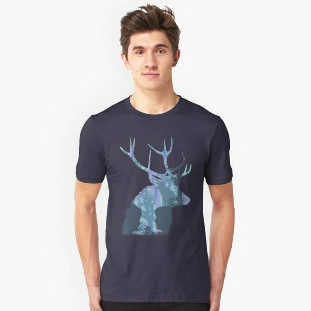 Deer Cannibal T-Shirt