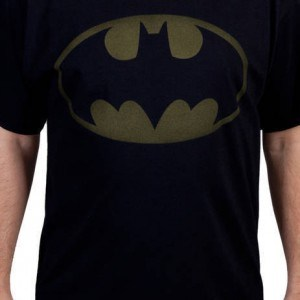 Faded Logo Batman Shirt
